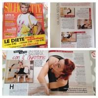 Article Magazine «Silhouette»